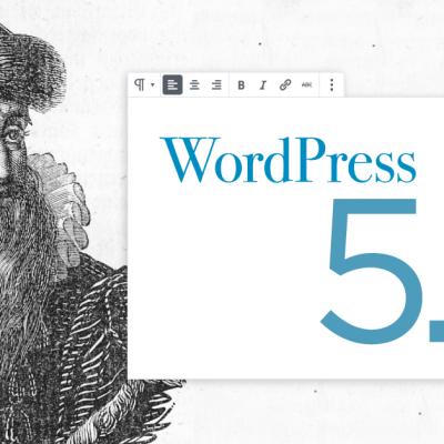 Lo que deberías saber antes de actualizar a WordPress 5.0